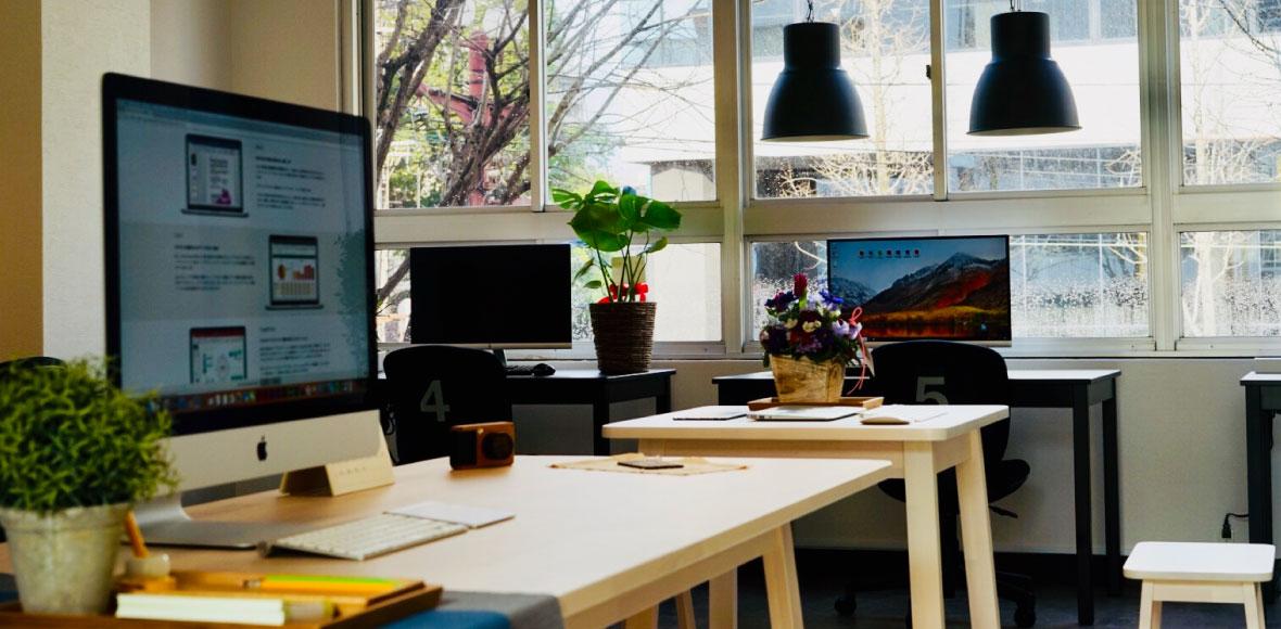 鹿児島 パソコン教室 コンぐら 教室風景